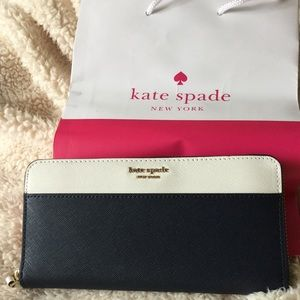 Kate Spade Cameron Large Continental Wallet